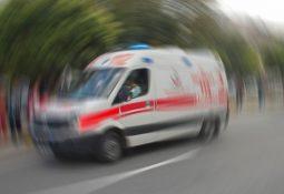 Bursa Gemlik'teki trafik kazası