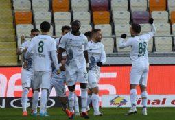 Konyaspor'dan mükemmel geri dönüş!