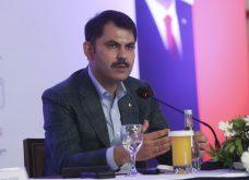 Marmara için acil eylem planını Bakan Kurum açıkladı