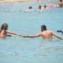 Ahmet Kural sevgilisi ile bodrum tatili